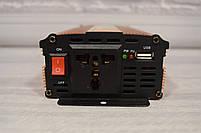 Преобразователь Напряжения (инвертор) UKC 12-220V - 1000W, фото 4