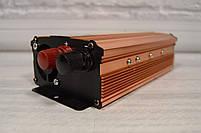 Преобразователь Напряжения (инвертор) UKC 12-220V - 1000W, фото 6