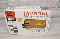 Преобразователь Напряжения (инвертор) UKC 12-220V - 1000W, фото 10