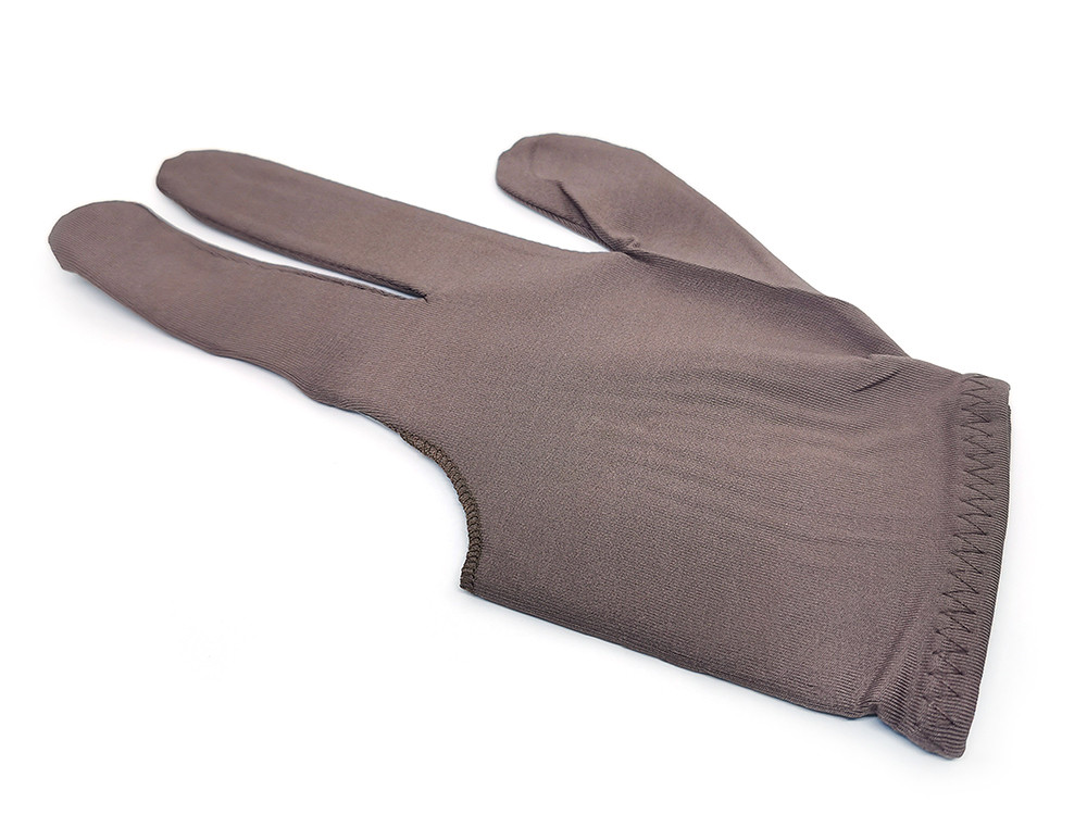 Перчатка Artmann безразмерная коричневая