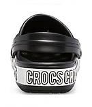 Crocs Crocband™ Logo Mania Clog мужские, фото 4