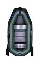Надувная лодка Thunder Т-249LS (PS) (Поворотные уключины, слань коврик, подвижные сиденья, баллон 36)