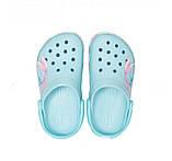 Kids' Crocs Fun Lab Mermaid Band Clog детские для девочек, фото 3