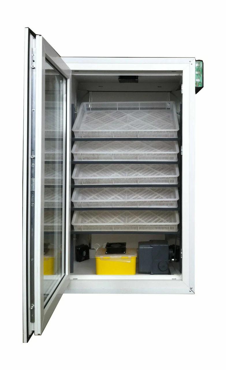 Автоматический инкубатор на 550 яиц (с поддержанием температуры и влажности)
