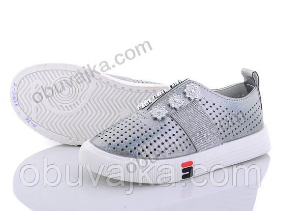 Модні туфлі - сліпони 2020 для дівчаток від фірми BBT(31-36), фото 2
