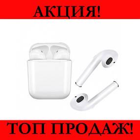 Беспроводные наушники Сенсорные i11 TWS Bluetooth 5.0 с кейсом, фото 2