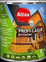Лазурь для дерева Altax  Profi-Lasur Protector 0,75л каштан