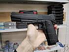 Пневматический пистолет KWC KM42(Z) Colt 1911 GSR, фото 2