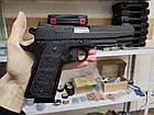Пневматический пистолет KWC KM42(Z) Colt 1911 GSR, фото 3