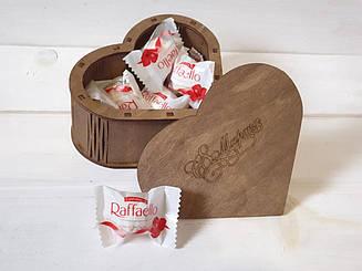 Подарунковий набір 8 березня серце