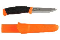 Карманный нож Morakniv Companion Orange, stainless steel оранжевый (2305.00.94)