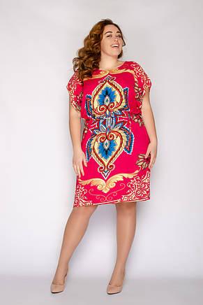Женское летнее платье 066-2, фото 2
