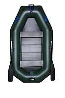 Надувная лодка Thunder Т-249LS (PS) (Поворотные уключины, слань коврик, подвижные сиденья, баллон 38)