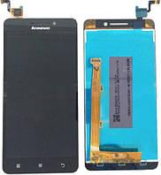 Дисплейный модуль Lenovo A5000 (5 inch) + touchscreen black orig