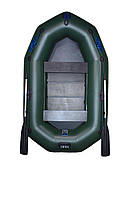 Надувний човен Thunder Т-249LS (PS) (Поворотні кочети, слань килимок, рухливі сидіння, балон 42)