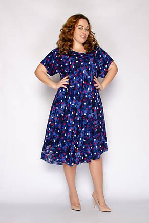 Женское летнее платье 1236-90, фото 2