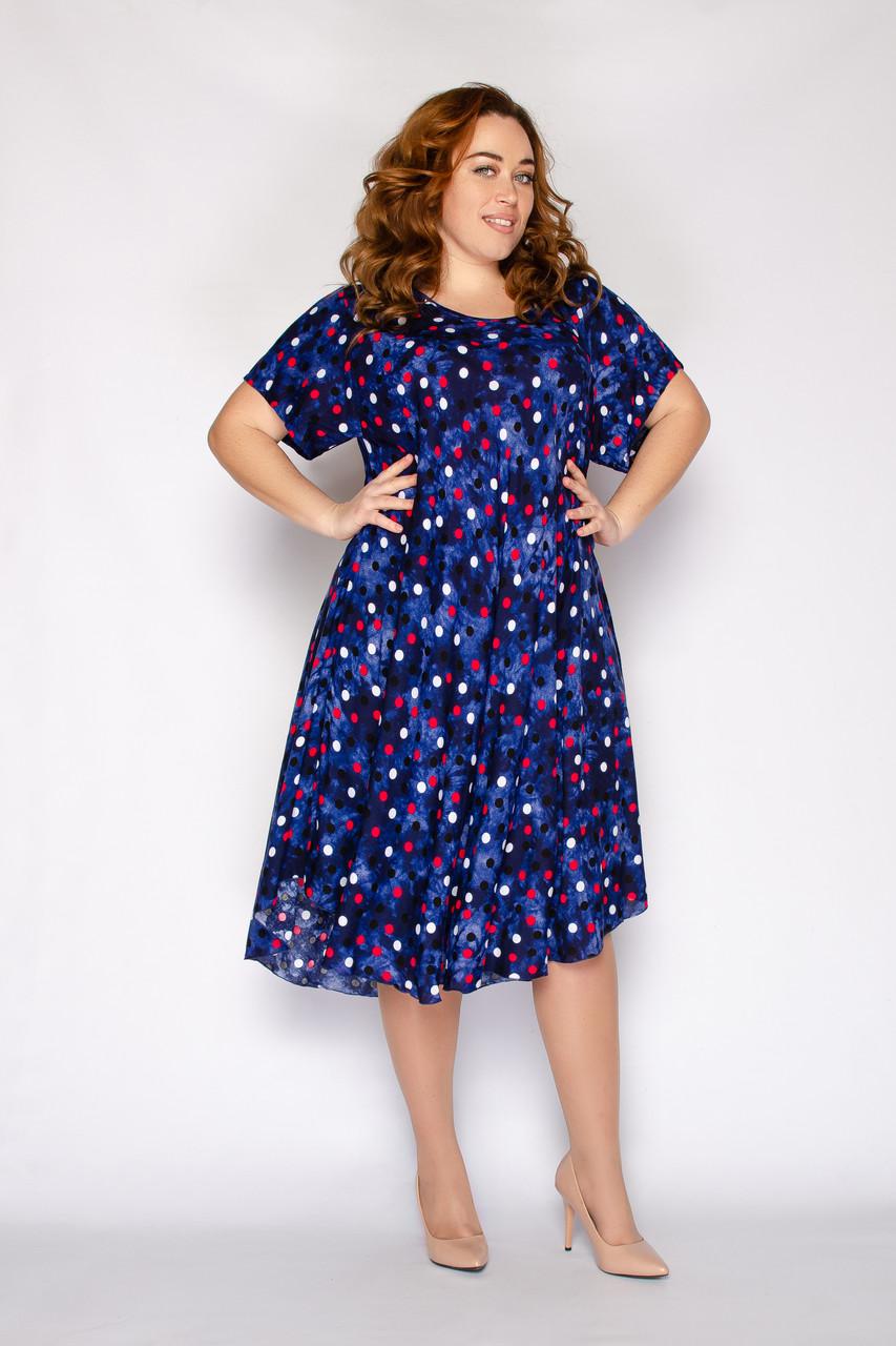 Женское летнее платье 1236-90