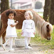 Дитяче плаття для дівчинки Святковий одяг для дівчаток Одяг для дівчаток 0-2 BRUMS Італія