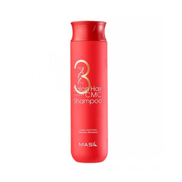 Восстанавливающий шампунь с аминокислотами Masil 3 Salon Hair CMC Shampoo 300 мл