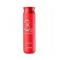 Восстанавливающий шампунь с аминокислотами Masil 3 Salon Hair CMC Shampoo 300 мл, фото 1