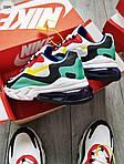 Мужские кроссовки Nike Air Max 270 React (разноцветные) 330PL, фото 2