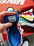 Мужские кроссовки Nike Air Max 270 React (разноцветные) 330PL, фото 3