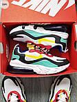 Мужские кроссовки Nike Air Max 270 React (разноцветные) 330PL, фото 5