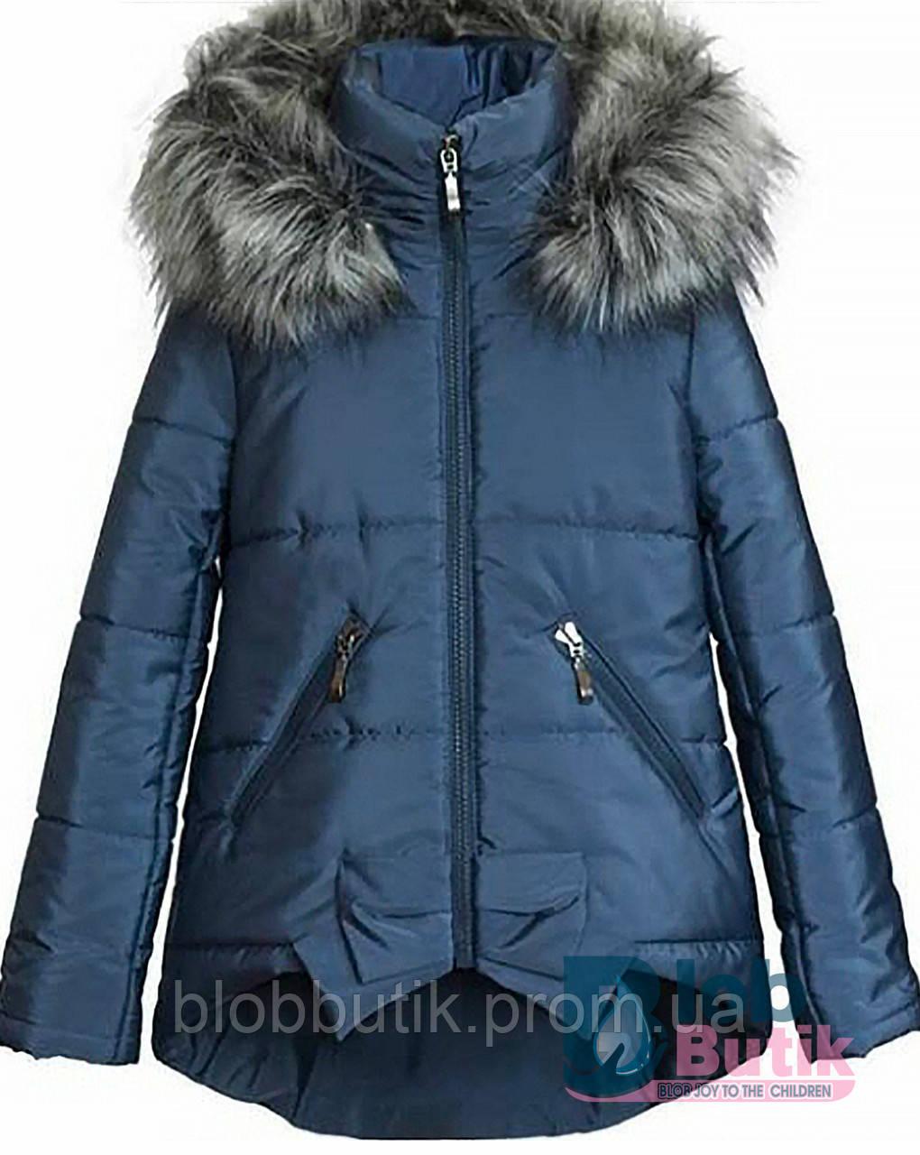 Детская куртка для девочки SLY.
