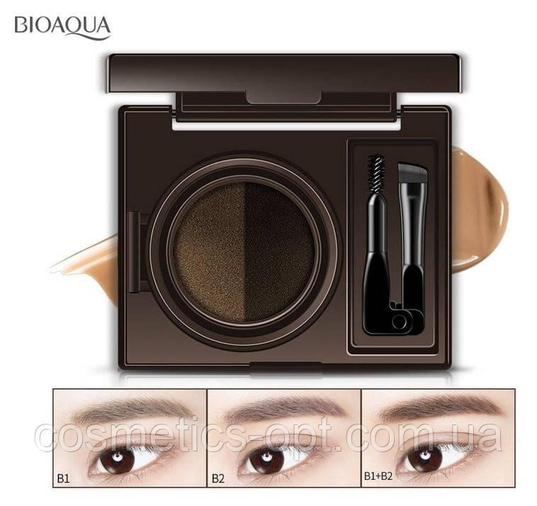 Кушон для моделирования бровей Rorec Cushion Eye Brow Mascara, 6 г