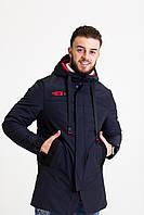 Демисезонная мужская куртка парка (46-54рр)