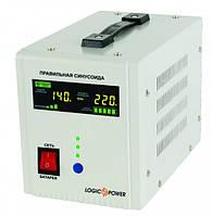 ИБП Logicpower LPY-PSW-800VA (560Вт) 12В с чистой синусоидой, фото 1