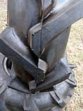Покрышка с камерой 5,00-10 к мотоблоку Росава, фото 6