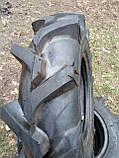 Покрышка с камерой 5,00-10 к мотоблоку Росава, фото 7