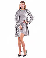 Теплый костюм (платье с кардиганом ) из ангоры