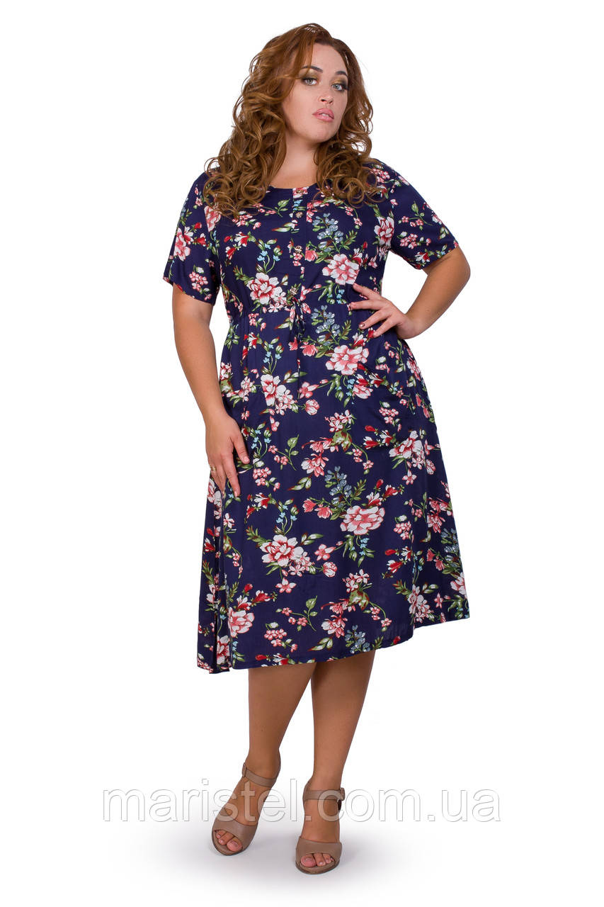 Женское летнее платье 1940-3
