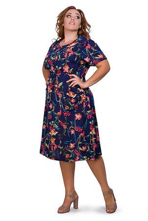 Женское летнее платье 1940-4, фото 2