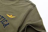 Aeronautica Militare original РАЗНЫЕ цвета мужская футболка поло аэронавтика милитаре, фото 6