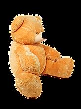 """Большой плюшевый мишка 200 см медовый (""""Сердечко"""" в подарок!)"""