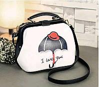 Ультрамодная женская сумка ридикюль стиль кэжуал SA-1