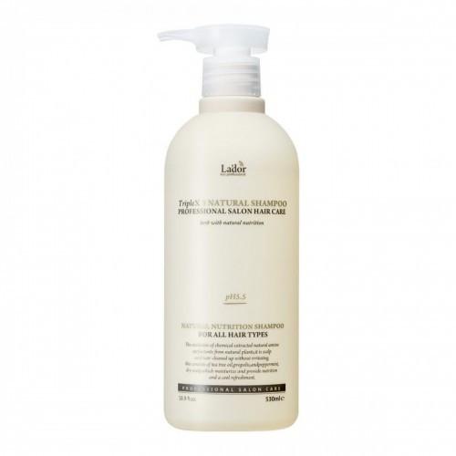 Безсиликоновый зволожуючий кондиціонер для волосся Lador moisture balancing conditioner 530 мл