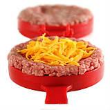 Пресс форма для котлет и бургеров Stufz Burger, фото 2