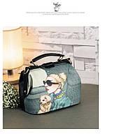 Ультрамодная женская сумка ридикюль стиль кэжуал SA-3