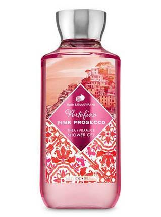 "Гель для душа Bath and Body Works ""Portofino pink prosecco"", фото 2"
