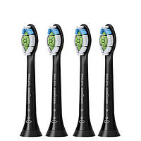 Насадки Philips Sonicare W Optimal HX6064/11 Black 4 шт. ЕС