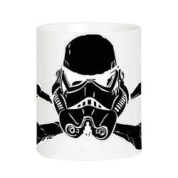 Кружка Geek Land белая Звёздные войны Star Wars Штурмовик SW.002.84