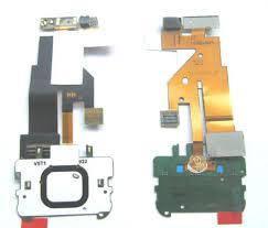 Клавіатурна плата Nokia 5610 зі шлейфом та компонентами (High Copy)