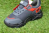 Стильные детские кроссовки Adidas T-3 Grey Rad р31-35, копия, фото 7