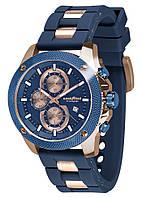 Часы мужские Goodyear G.S01214.01.05 золотые с синим
