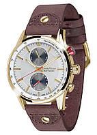 Часы мужские Goodyear G.S01230.01.04 темно-коричневые