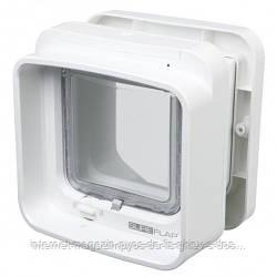 Дверца-автомат SureFlap Dual Scan с микрочипом Microchip (21 × 21 см) с индивидуальным программированием